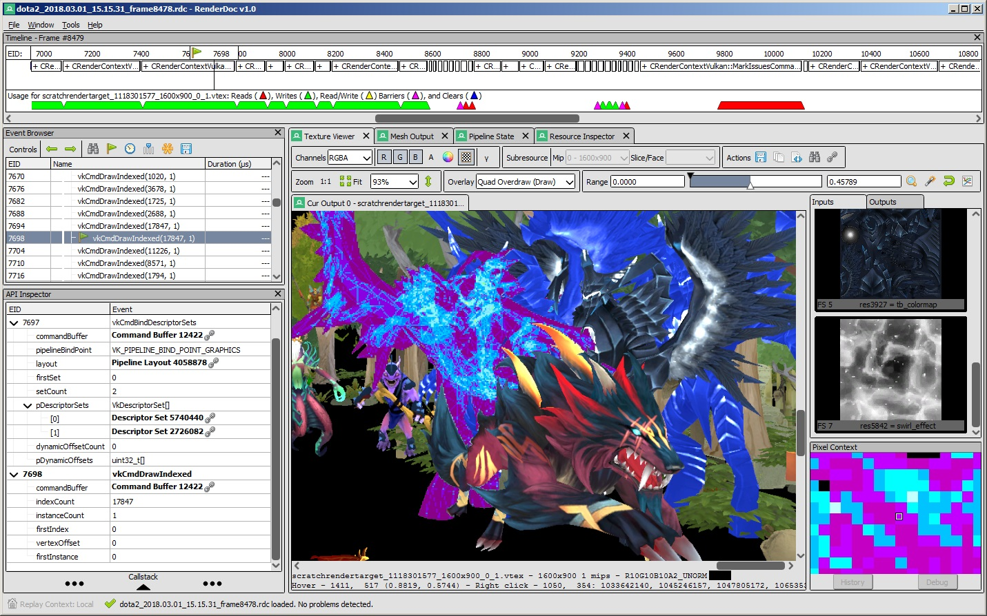 GPU Refresh: RenderDoc Graphics Debugger Approaches 1 0 Release!